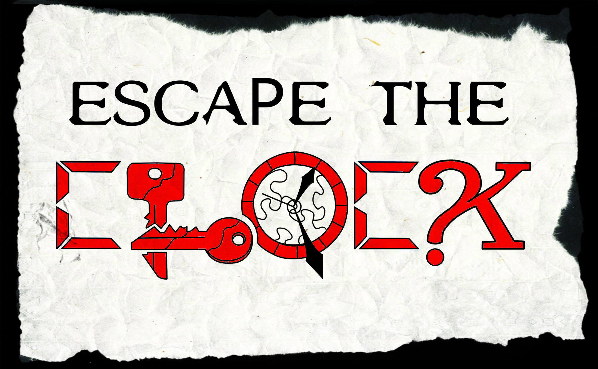 ESCAPE THE CLOCK!